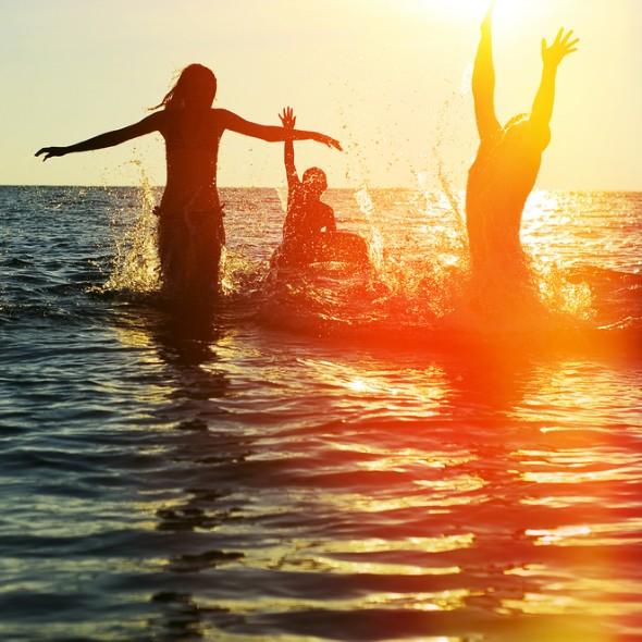 """夏休みを100%楽しんでますか?!休み後の""""倦怠感""""とお別れする方法!"""