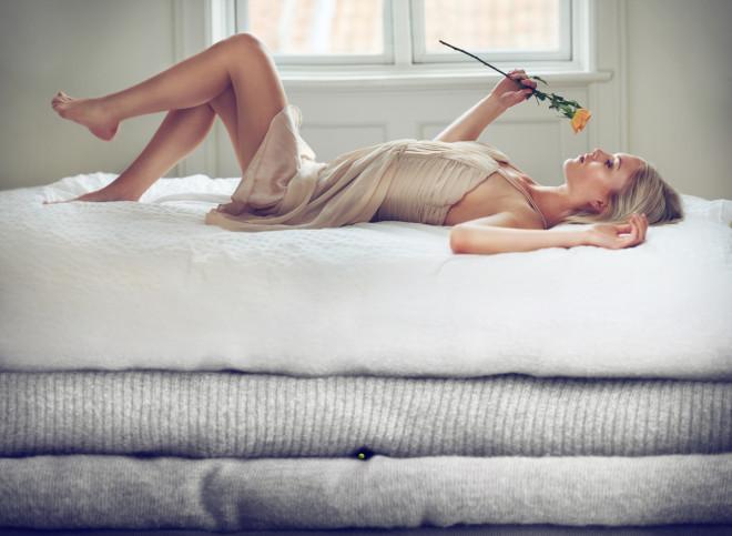 Relaxing in fairy tale luxury
