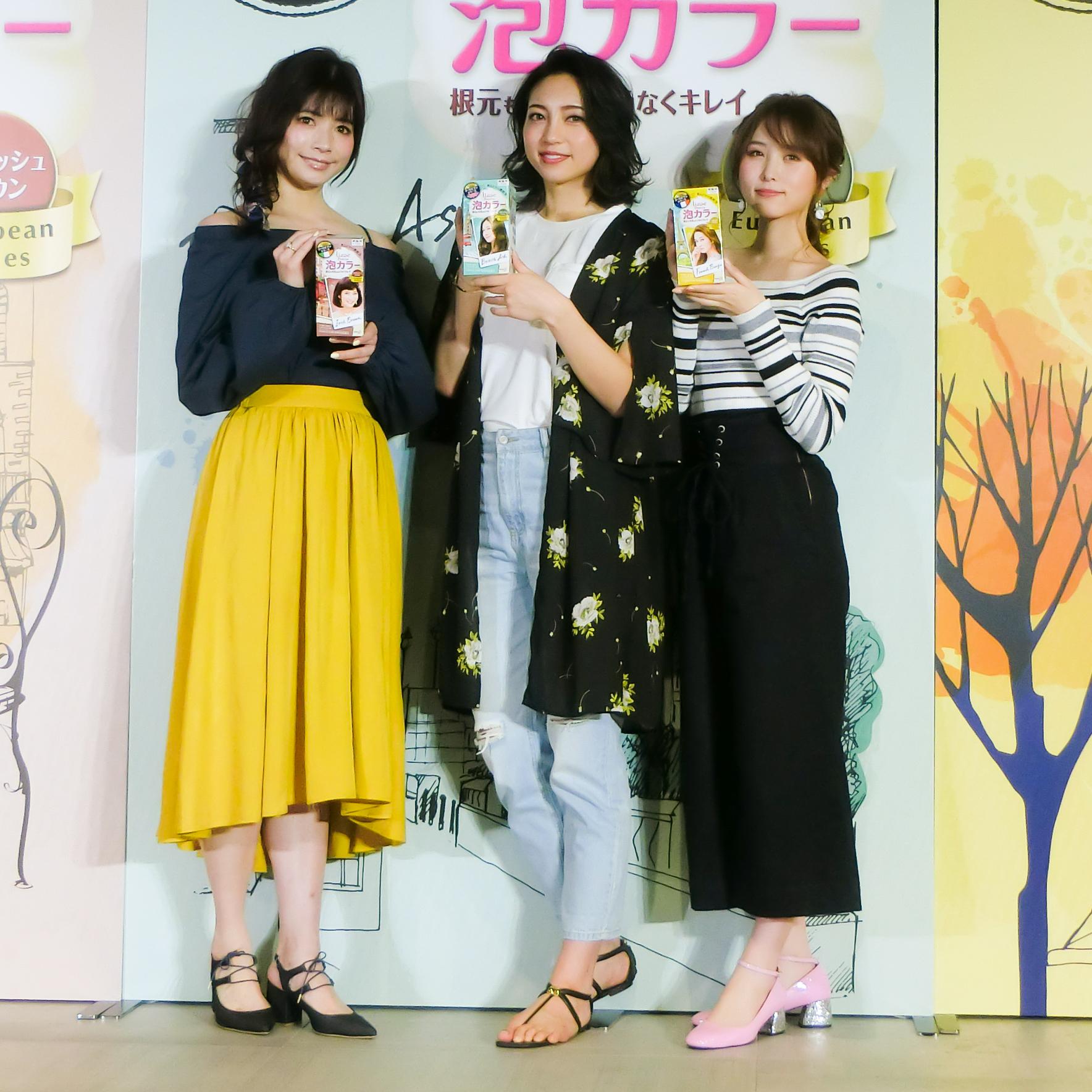 ファッションは髪色と合わせる時代♪亀恭子さん発プチプラでトレンドキャッチ