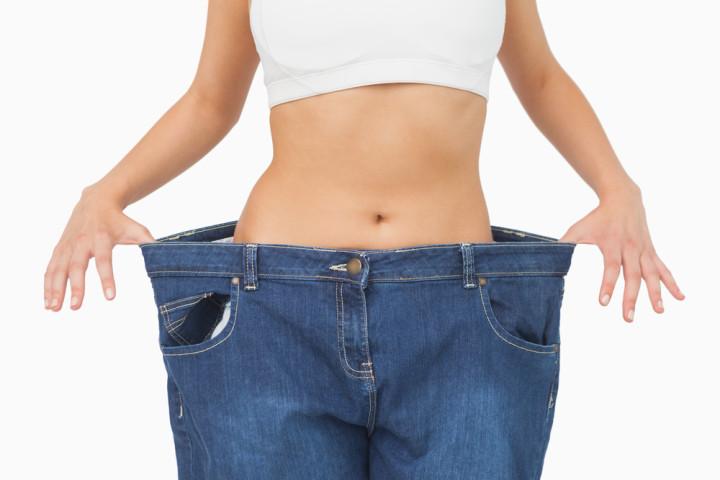 消費カロリー>摂取カロリーで痩せる