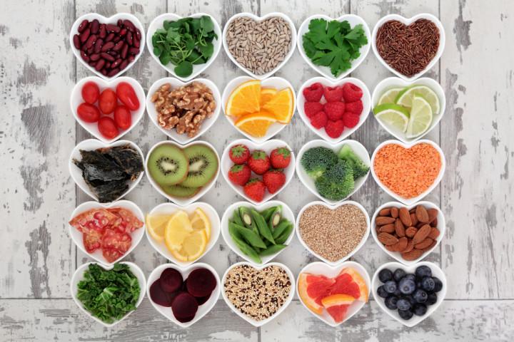 フルーツ、野菜、木の実