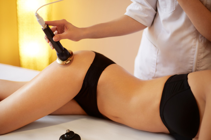 Body Care. Ultrasound Cavitation Body Contouring Treatment. Ant