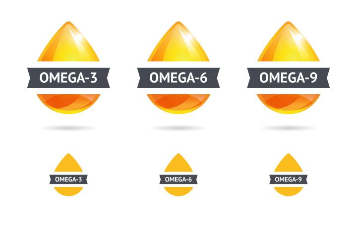 オメガ3、オメガ6、オメガ9