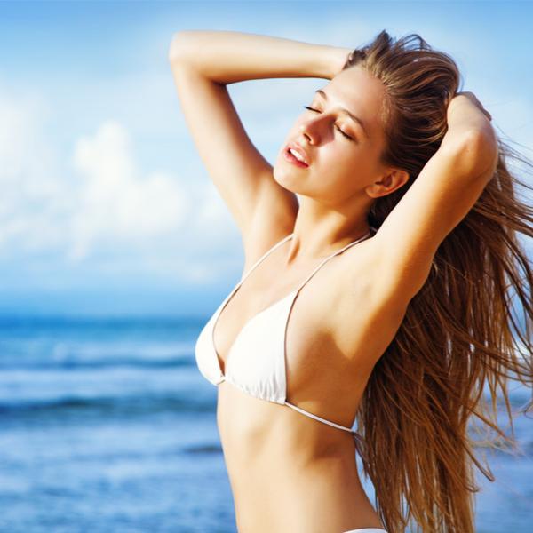夏は海に行こう!体にいい♪5つのすごい効果!