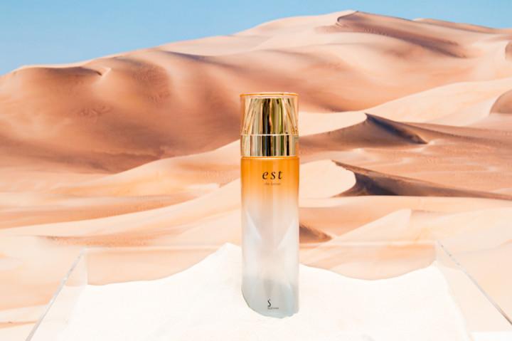 砂漠でも潤う化粧水