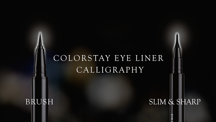 REVLON COLORSTAY EYE LINER CALLIGRAPHY
