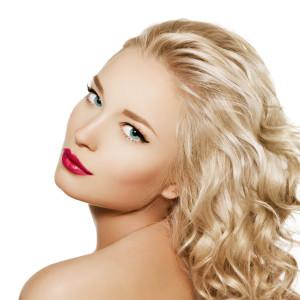 Luxury blonde