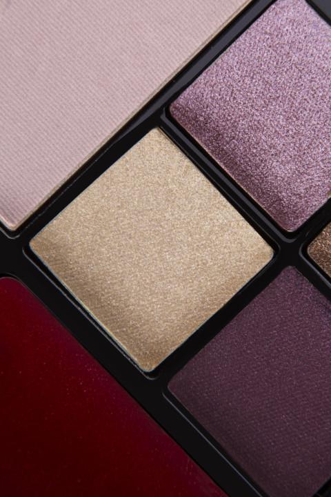 color cometics palette makeup