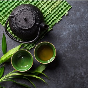 green-japanese-tea-picture-id525231494