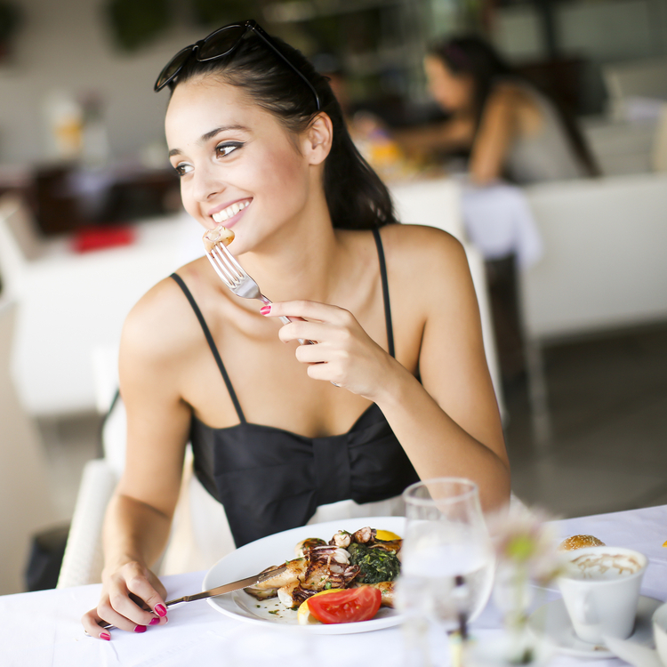 """「食べる順番」で""""太りにくい""""食べ方を!食べ順ダイエットのやり方!"""