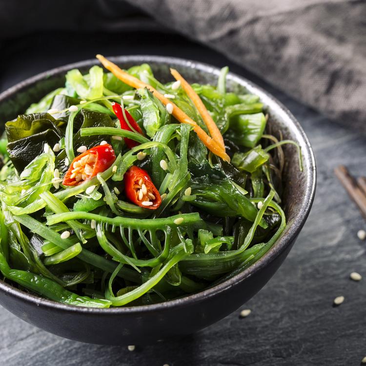 """野菜が高い今こそ!「海藻」を食べて""""ミネラル""""と""""食物繊維""""を補充!"""