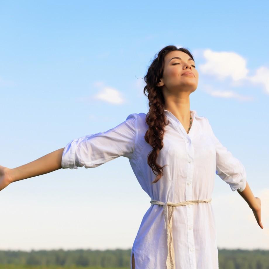 無呼吸になっていない?呼吸を意識してストレスや体調不良を遠ざけよう
