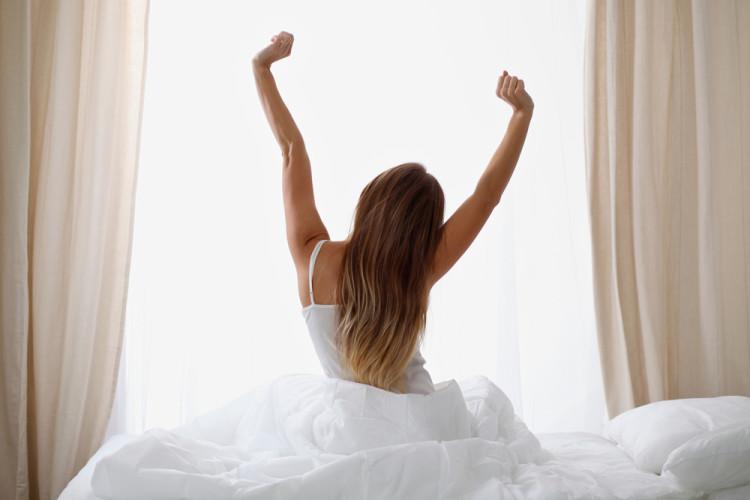 「寝る、食べる、運動する」生活のペースは守り抜く