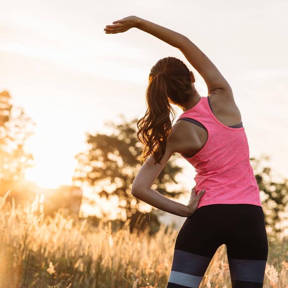1日6分だけ!「朝ラジオ体操」でスリム&健康な体へ!
