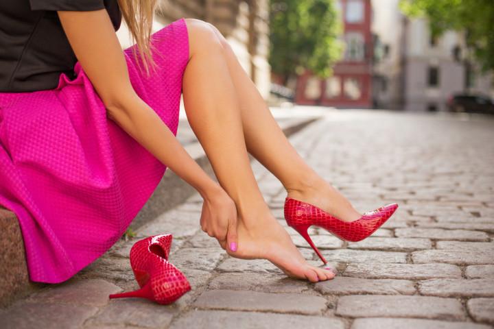 靴擦れ対策&対処法