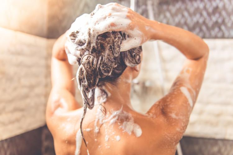 髪の洗いすぎ