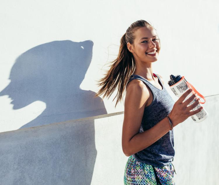 運動前&運動中に飲むのがベスト