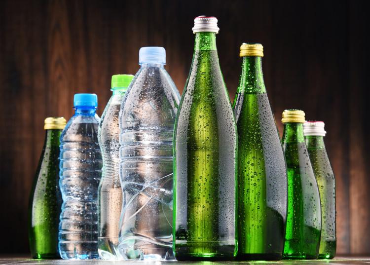 無糖の炭酸水を選ぶ