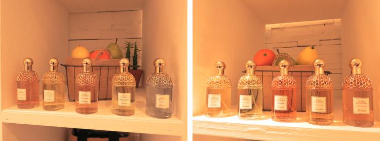新たな香り2つと復刻版3つが誕生し全10種へ