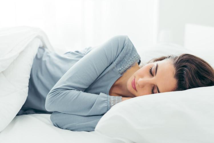質の良い睡眠を1日8時間は確保する