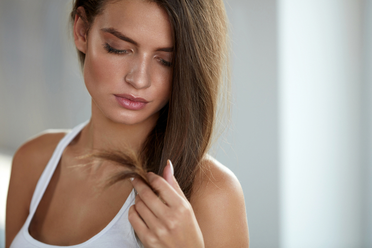 髪の毛にボリュームが出ない