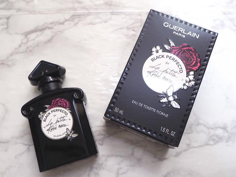 ロック×フェミニンなローズの魅惑的な香り