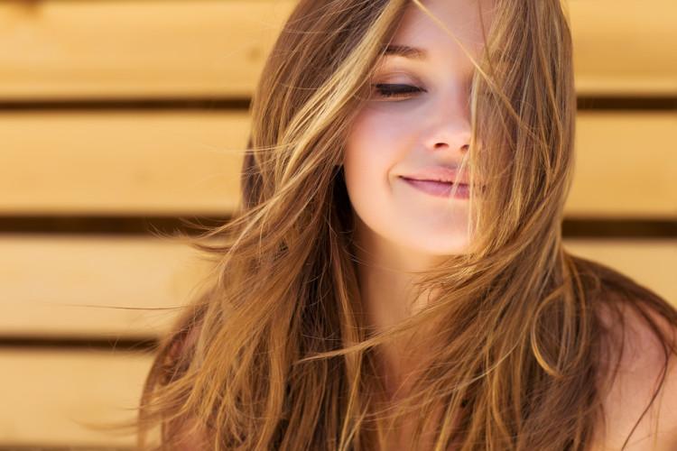 汗・皮脂は髪の毛を守ってくれる!