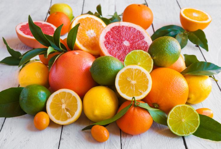 紫外線の吸収を高めるフルーツ