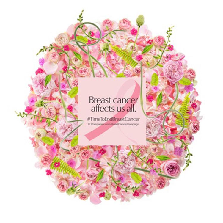 エスティ ローダー グループの乳がんキャンペーン「ピンクリボン フラワーカフェ」期間限定オープン!