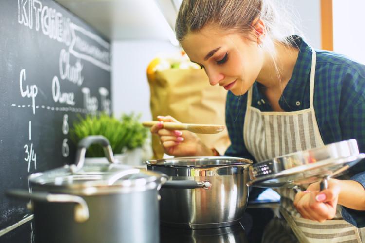 食べ物の選び方と調理に気を付ける