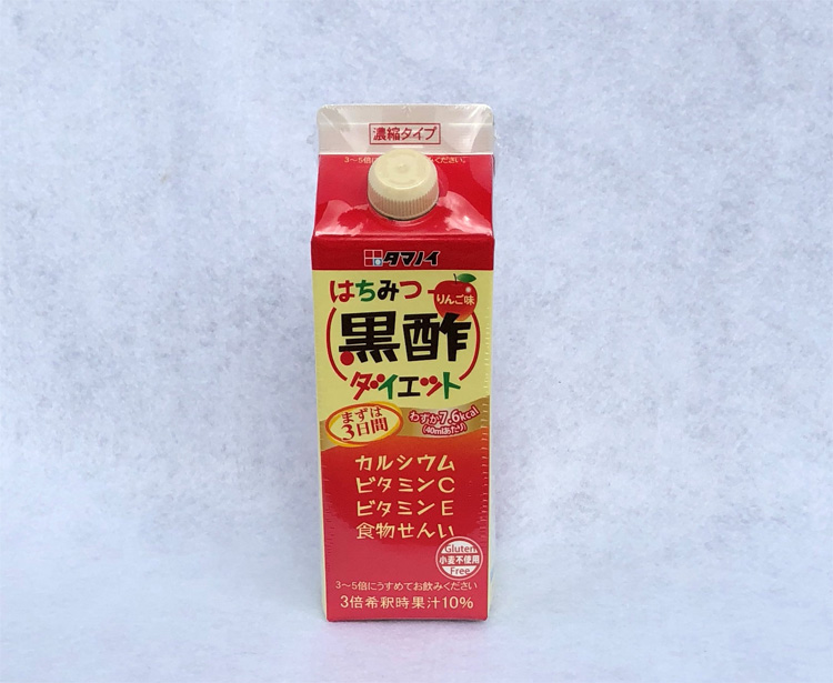 タマノイ はちみつ黒酢ダイエット 濃縮タイプ