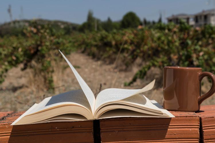 読書とコーヒーで自分だけの世界
