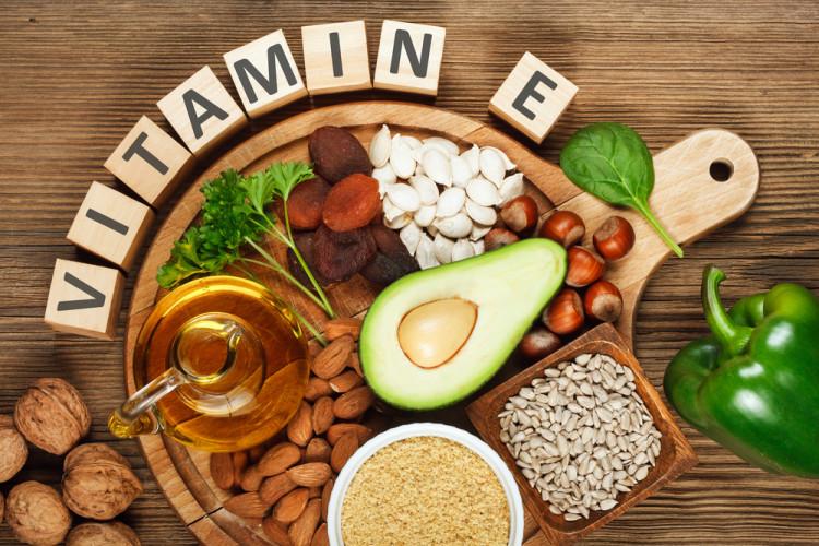ビタミンEを含む食べ物