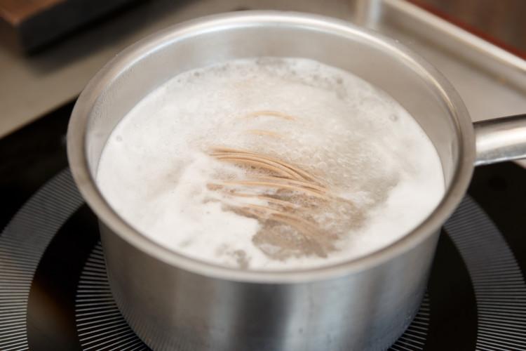 蕎麦湯に含まれている栄養素