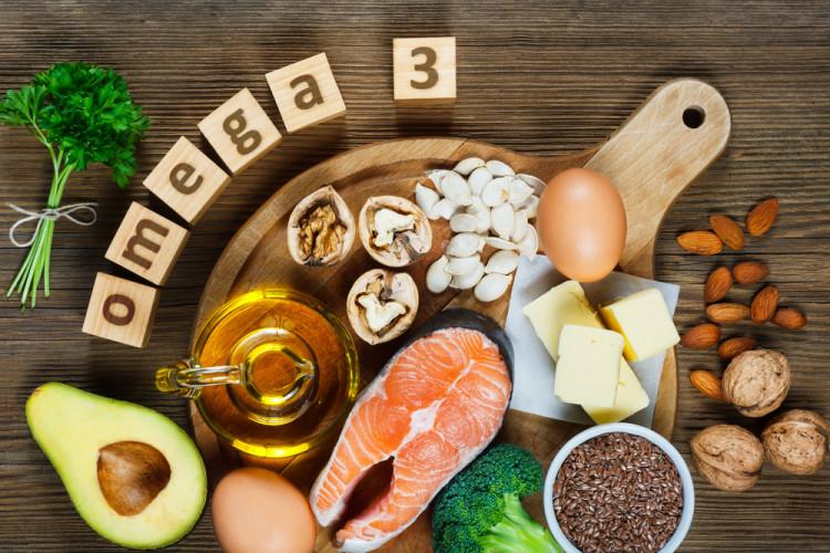 オメガ3脂肪酸を含む食べ物
