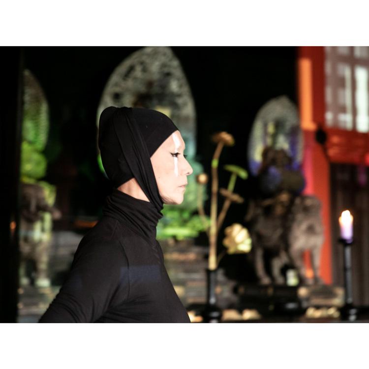 【ADDICTION】AYAKO×夏木マリ、清水寺で初コラボレーションが実現!