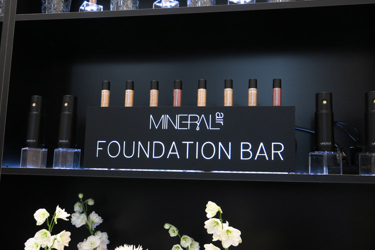 『MINERALair(ミネラルエアー)』製品詳細