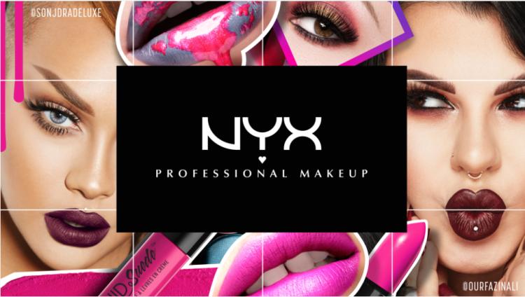 「NYX Professional Makeup」が西日本初の旗艦店をLUCUA osaka地下1階にオープン