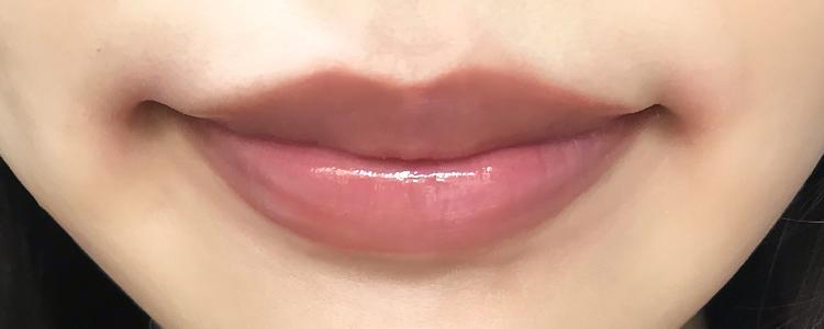 BE342 ベージュ系 唇