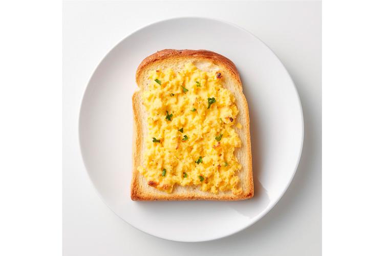 たまごミルクトースト