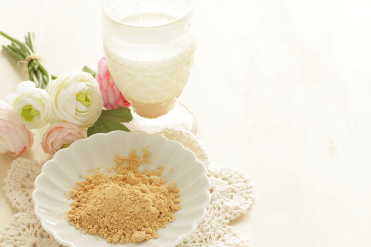 きな粉は栄養がとても豊富