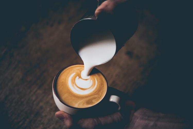 コーヒーの一杯
