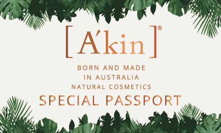 A'kinスペシャルパスポート
