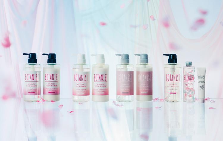 ボタニストの春は新生活にぴったりな桜の香り