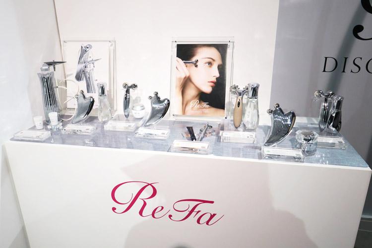 『ReFa』国内初のポップアップ