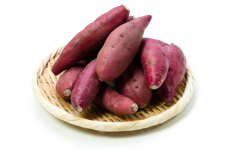 干し芋に含まれている栄養素