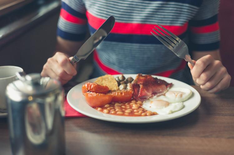 朝食を摂る事はいい事だらけ