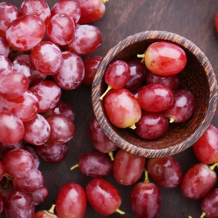 一粒に美容効果がぎっしり!ブドウが持っている驚くべき美容効果とは?