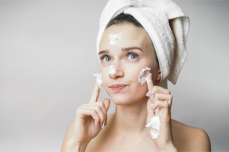 毎日の『洗顔』