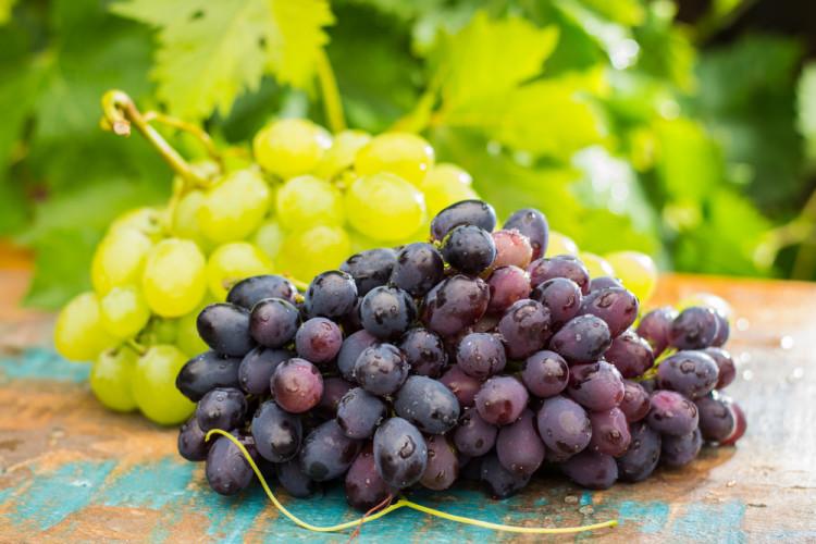 ブドウが持っている驚くべき美容効果